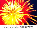 design element. new year 2017.... | Shutterstock . vector #507547975
