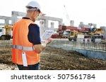 Construction Site Engineer...