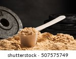 product photograph of spoon or... | Shutterstock . vector #507575749