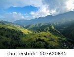 cat cat village of sapa  sapa...   Shutterstock . vector #507620845