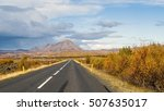 lake myvatn  iceland fall colors | Shutterstock . vector #507635017