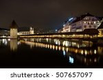 lucerne  switzerland   october... | Shutterstock . vector #507657097