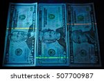 united states paper currency... | Shutterstock . vector #507700987