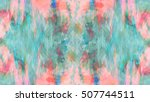 old color grunge vintage... | Shutterstock . vector #507744511