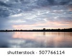 loire valley sunrise | Shutterstock . vector #507766114