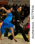 bucharest   march 14  dancers... | Shutterstock . vector #50779546