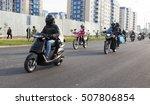 shymkent  kazakhstan   october... | Shutterstock . vector #507806854
