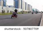 shymkent  kazakhstan   october... | Shutterstock . vector #507807709