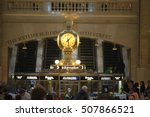 New York Oct 22 Grand Central...