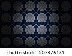thai vintage seamless pattern...   Shutterstock .eps vector #507876181