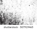 distressed overlay texture.... | Shutterstock .eps vector #507919465