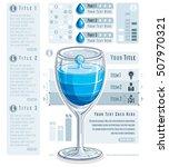 creative infographics... | Shutterstock .eps vector #507970321