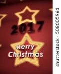 merry christmas modern abstract ...   Shutterstock . vector #508005961