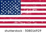 american flag | Shutterstock .eps vector #508016929