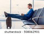 sending quick text before take... | Shutterstock . vector #508062901