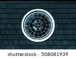decorative stained glass round... | Shutterstock . vector #508081939