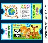 a vector illustration animals...   Shutterstock .eps vector #508115629