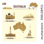 Australian Map. The Most Famou...