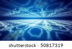 ocean abstract design  fade... | Shutterstock . vector #50817319
