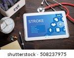 stroke on screen tablet pc