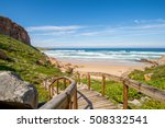 robberg  garden route in south... | Shutterstock . vector #508332541