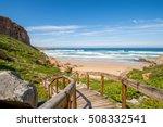 robberg  garden route in south...   Shutterstock . vector #508332541