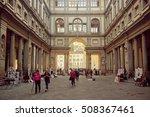 florence  italy   05 november... | Shutterstock . vector #508367461