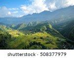 cat cat village of sapa  sapa... | Shutterstock . vector #508377979