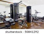 sport club | Shutterstock . vector #50841292