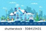 stock vector illustration... | Shutterstock .eps vector #508415431