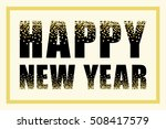 glamour happy new year banner...