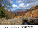 Scenic View Across Borrowdale...