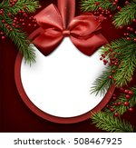 new year background with... | Shutterstock .eps vector #508467925