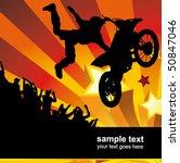 rider vector background  ...   Shutterstock .eps vector #50847046