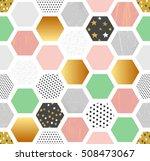patchwork vector seamless...