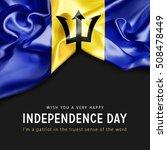 Wish You A Very Happy Barbados...
