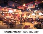 blurred image sport and gumbo ... | Shutterstock . vector #508487689