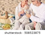 family  age  holidays  leisure... | Shutterstock . vector #508523875