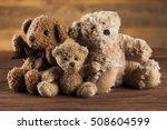 Cute Teddy Bears With Old...