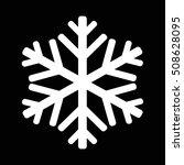 snowflake icon illustration...   Shutterstock .eps vector #508628095