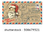 vector illustration of mail... | Shutterstock .eps vector #508679521