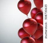 vector festive illustration of... | Shutterstock .eps vector #508730635