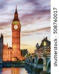 Big Ben  Westminster  London ...