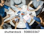 designers working | Shutterstock . vector #508833367