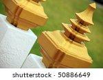 buddhist monastery   Shutterstock . vector #50886649