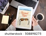 travel tips on tablet pc.