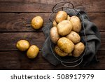 potato | Shutterstock . vector #508917979
