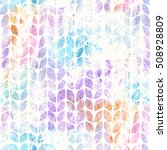 seamless abstract watercolor... | Shutterstock .eps vector #508928809