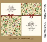 vector set. christmas and new