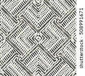 abstract decorative textured... | Shutterstock . vector #508991671